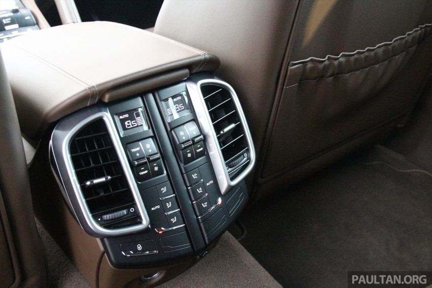 DRIVEN: Porsche Cayenne facelift – to Johor and back Image #420788