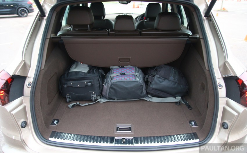 DRIVEN: Porsche Cayenne facelift – to Johor and back Image #420791
