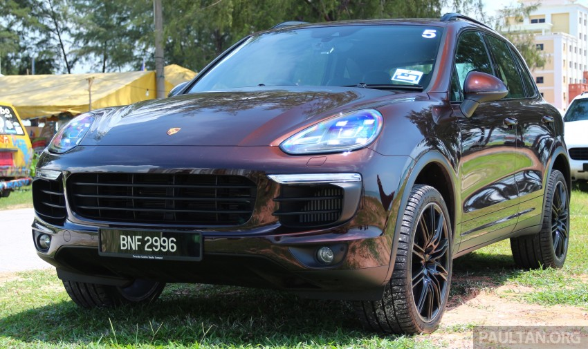 DRIVEN: Porsche Cayenne facelift – to Johor and back Image #420735