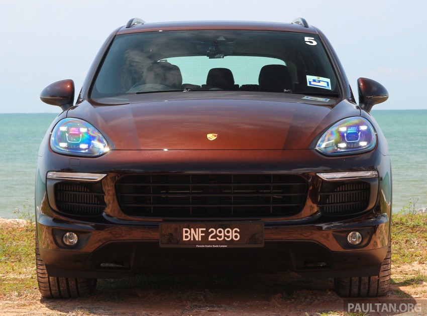 DRIVEN: Porsche Cayenne facelift – to Johor and back Image #420737