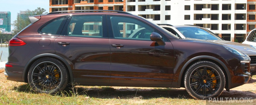 DRIVEN: Porsche Cayenne facelift – to Johor and back Image #420739