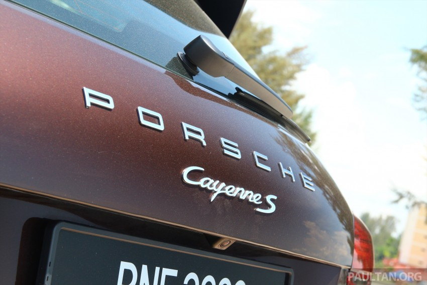 DRIVEN: Porsche Cayenne facelift – to Johor and back Image #420742