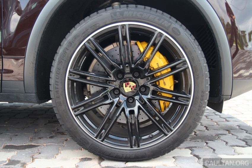 DRIVEN: Porsche Cayenne facelift – to Johor and back Image #420746