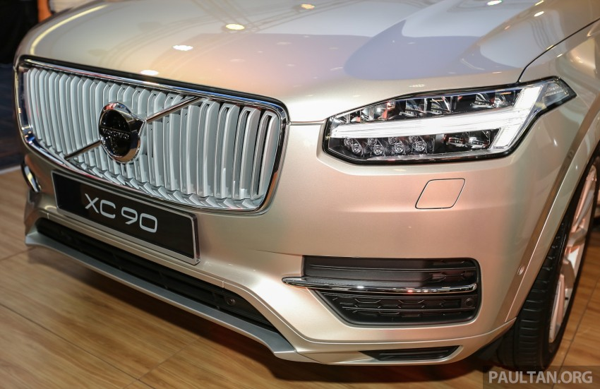 Volvo XC90 T8 Twin Engine launched in M'sia, RM454k Image #415596