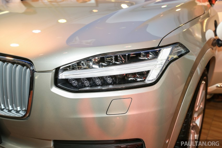 Volvo XC90 T8 Twin Engine launched in M'sia, RM454k Image #415597