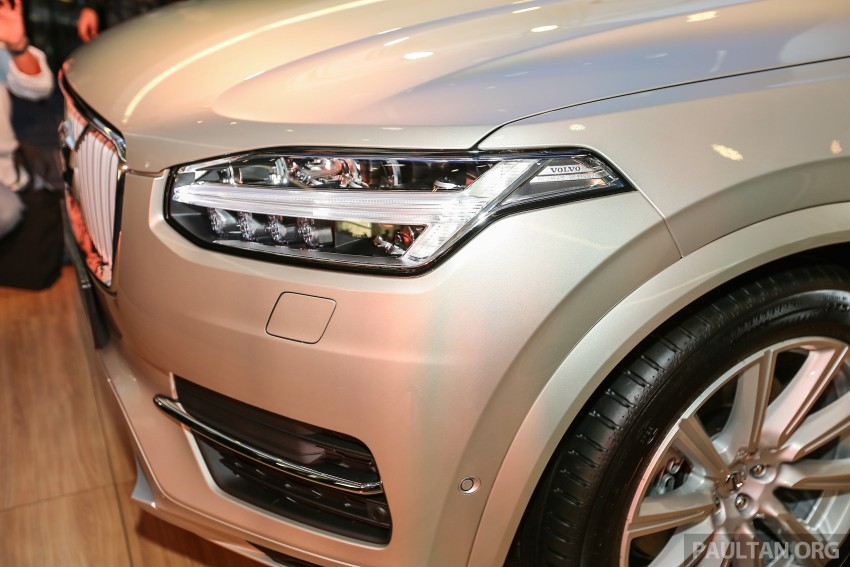 Volvo XC90 T8 Twin Engine launched in M'sia, RM454k Image #415598