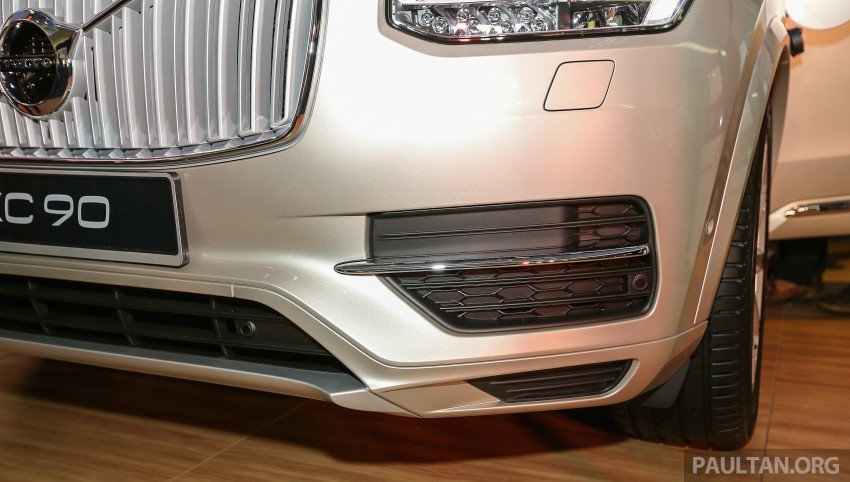 Volvo XC90 T8 Twin Engine launched in M'sia, RM454k Image #415599