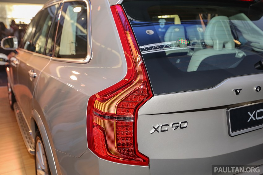Volvo XC90 T8 Twin Engine launched in M'sia, RM454k Image #415606