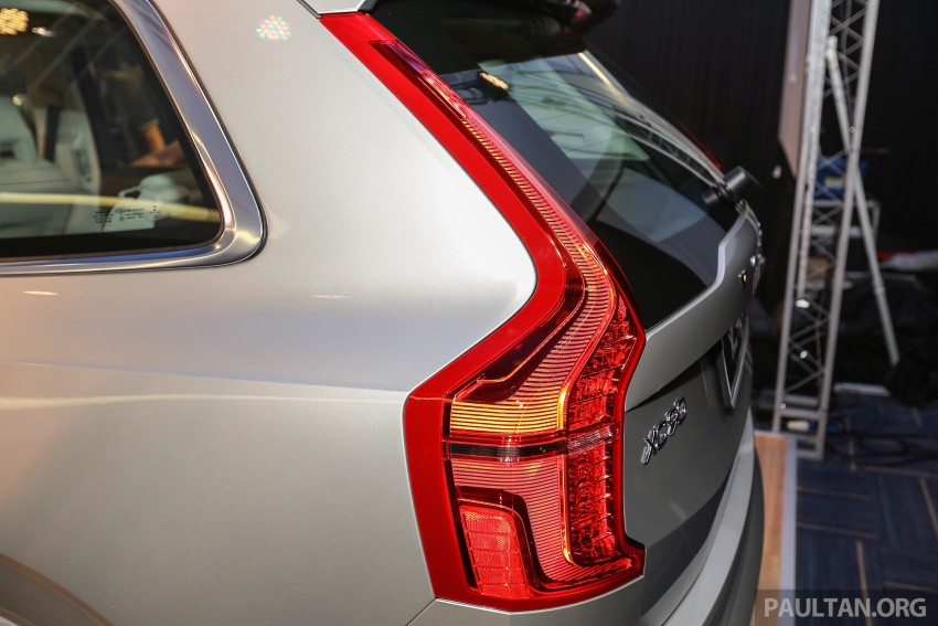 Volvo XC90 T8 Twin Engine launched in M'sia, RM454k Image #415607