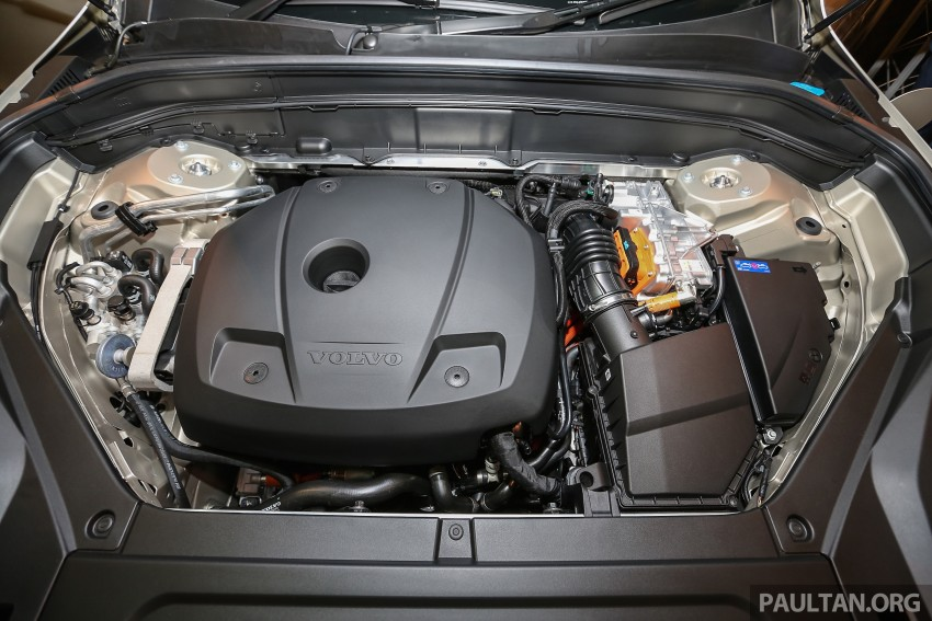 Volvo XC90 T8 Twin Engine launched in M'sia, RM454k Image #415611