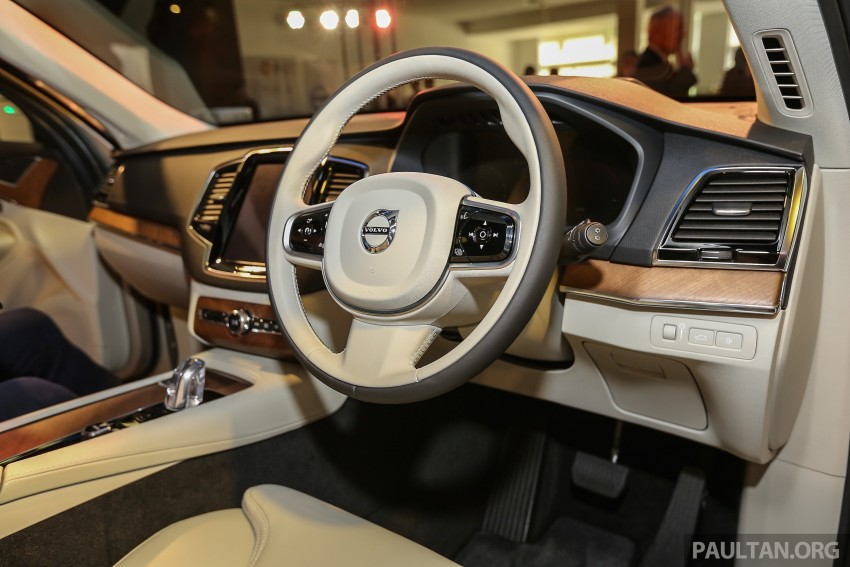 Volvo XC90 T8 Twin Engine launched in M'sia, RM454k Image #415613
