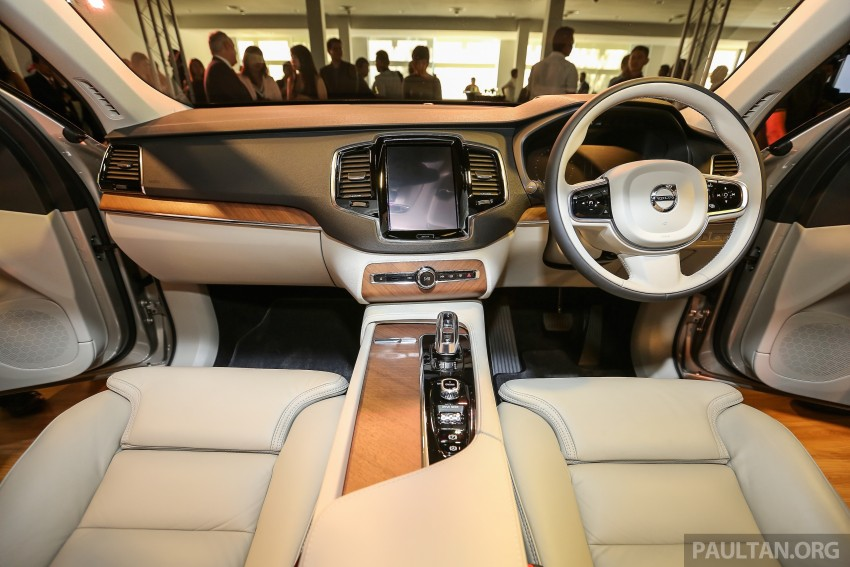 Volvo XC90 T8 Twin Engine launched in M'sia, RM454k Image #415615