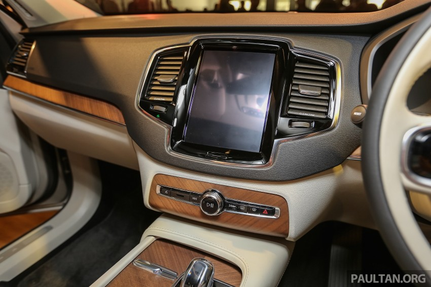 Volvo XC90 T8 Twin Engine launched in M'sia, RM454k Image #415622