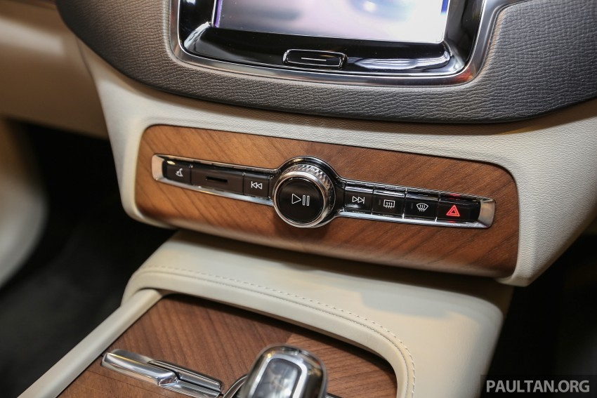 Volvo XC90 T8 Twin Engine launched in M'sia, RM454k Image #415623