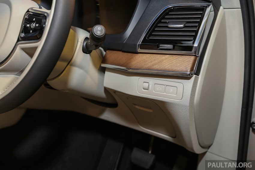 Volvo XC90 T8 Twin Engine launched in M'sia, RM454k Image #415629