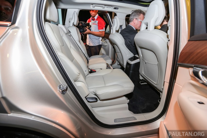 Volvo XC90 T8 Twin Engine launched in M'sia, RM454k Image #415636