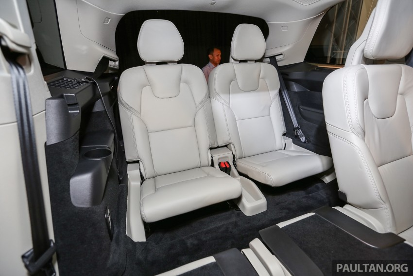 Volvo XC90 T8 Twin Engine launched in M'sia, RM454k Image #415639