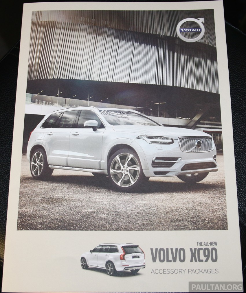 Volvo XC90 T8 Twin Engine launched in M'sia, RM454k Image #415663