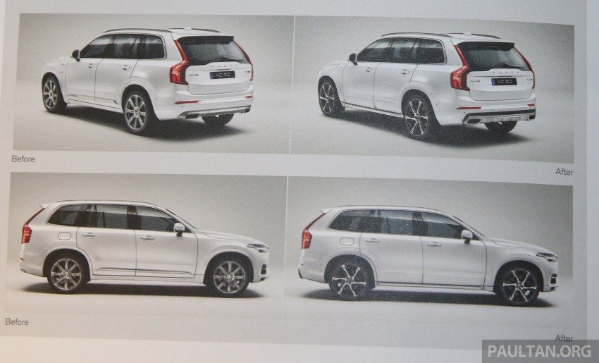 Volvo XC90 T8 Twin Engine launched in M'sia, RM454k Image #415665