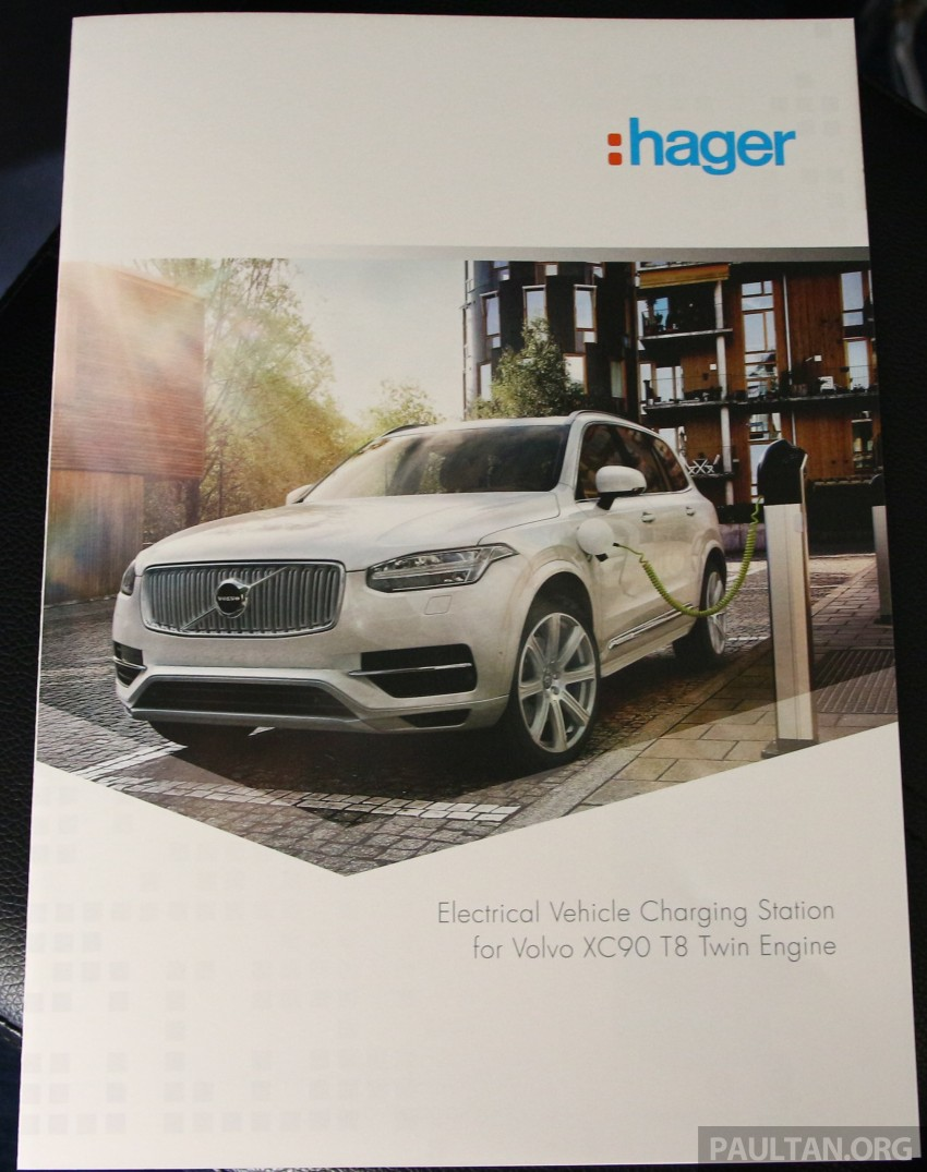 Volvo XC90 T8 Twin Engine launched in M'sia, RM454k Image #415673