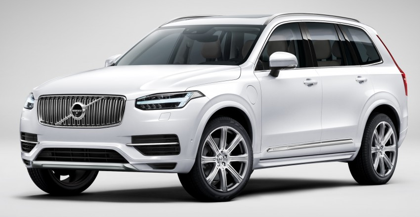 Volvo XC90 T8 Twin Engine launched in M'sia, RM454k Image #415220