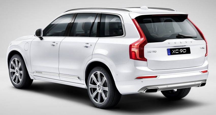 Volvo XC90 T8 Twin Engine launched in M'sia, RM454k Image #415221