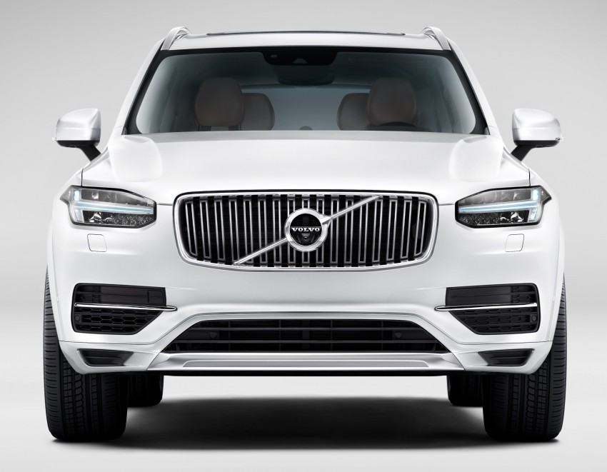 Volvo XC90 T8 Twin Engine launched in M'sia, RM454k Image #415222