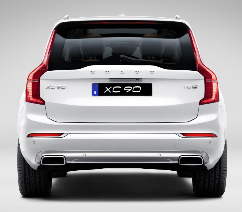 Volvo XC90 T8 Twin Engine launched in M'sia, RM454k Image #415223