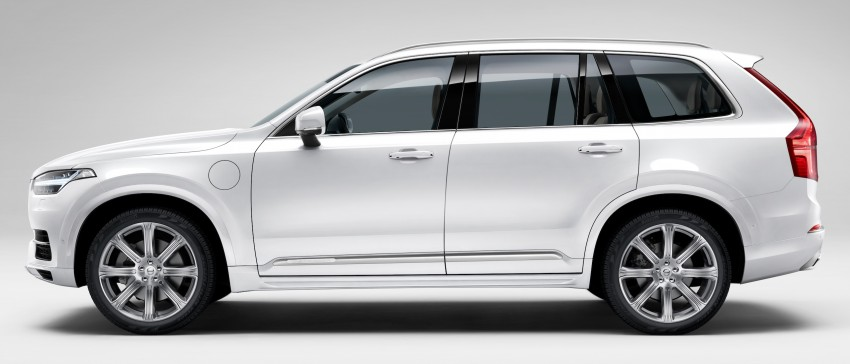 Volvo XC90 T8 Twin Engine launched in M'sia, RM454k Image #415225