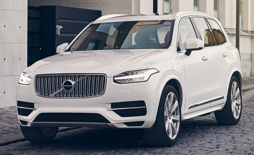 Volvo XC90 T8 Twin Engine launched in M'sia, RM454k Image #415232