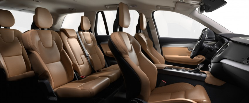 Volvo XC90 T8 Twin Engine launched in M'sia, RM454k Image #415240
