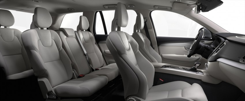 Volvo XC90 T8 Twin Engine launched in M'sia, RM454k Image #415251