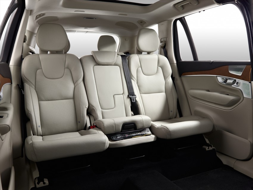 Volvo XC90 T8 Twin Engine launched in M'sia, RM454k Image #415252