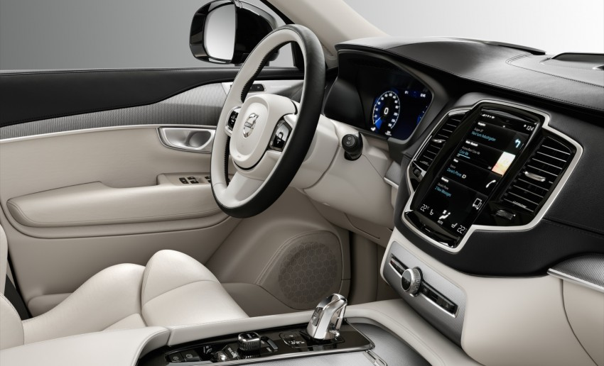 Volvo XC90 T8 Twin Engine launched in M'sia, RM454k Image #415272