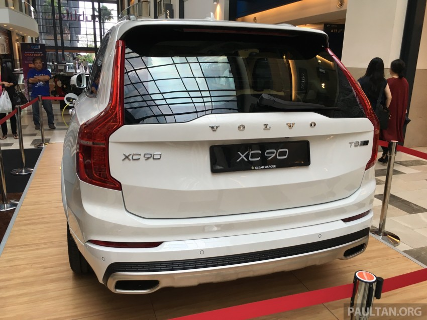 Volvo XC90 T8 Twin Engine launched in M'sia, RM454k Image #416438