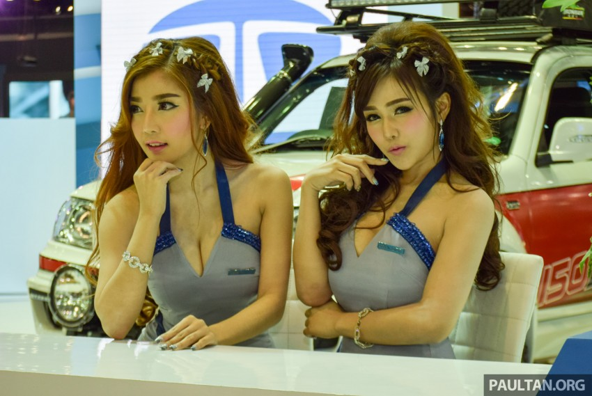 GALLERY: The girls of the 2015 Thailand Motor Expo Image #416324