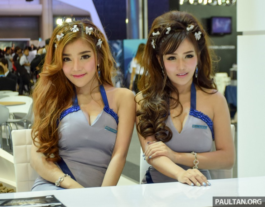GALLERY: The girls of the 2015 Thailand Motor Expo Image #416325