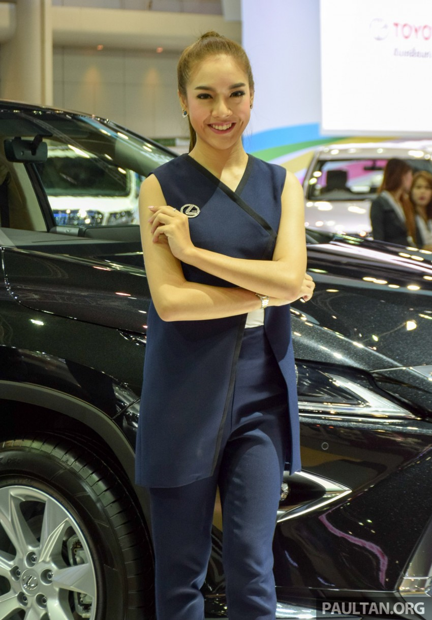 GALLERY: The girls of the 2015 Thailand Motor Expo Image #416326