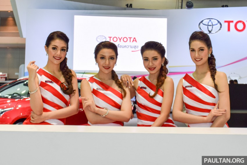 GALLERY: The girls of the 2015 Thailand Motor Expo Image #416328