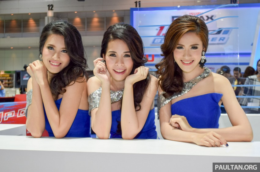 GALLERY: The girls of the 2015 Thailand Motor Expo Image #416329