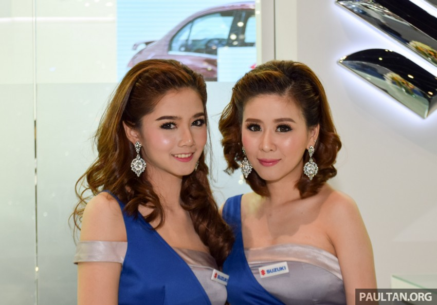 GALLERY: The girls of the 2015 Thailand Motor Expo Image #416330