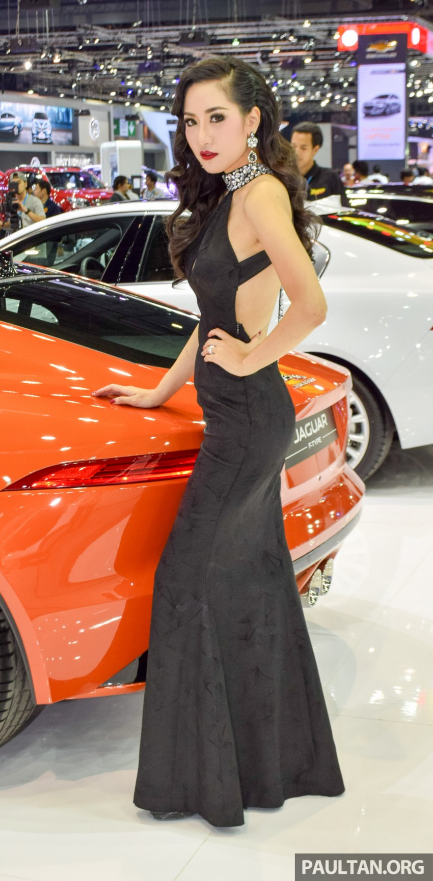 GALLERY: The girls of the 2015 Thailand Motor Expo Image #416331