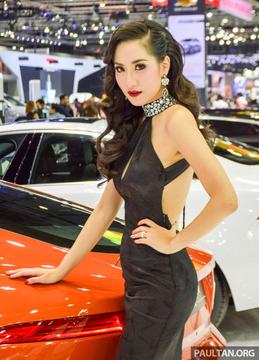GALLERY: The girls of the 2015 Thailand Motor Expo Image #416332