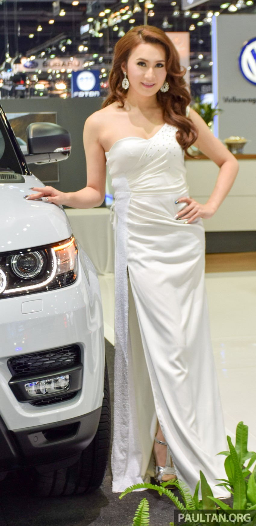 GALLERY: The girls of the 2015 Thailand Motor Expo Image #416333