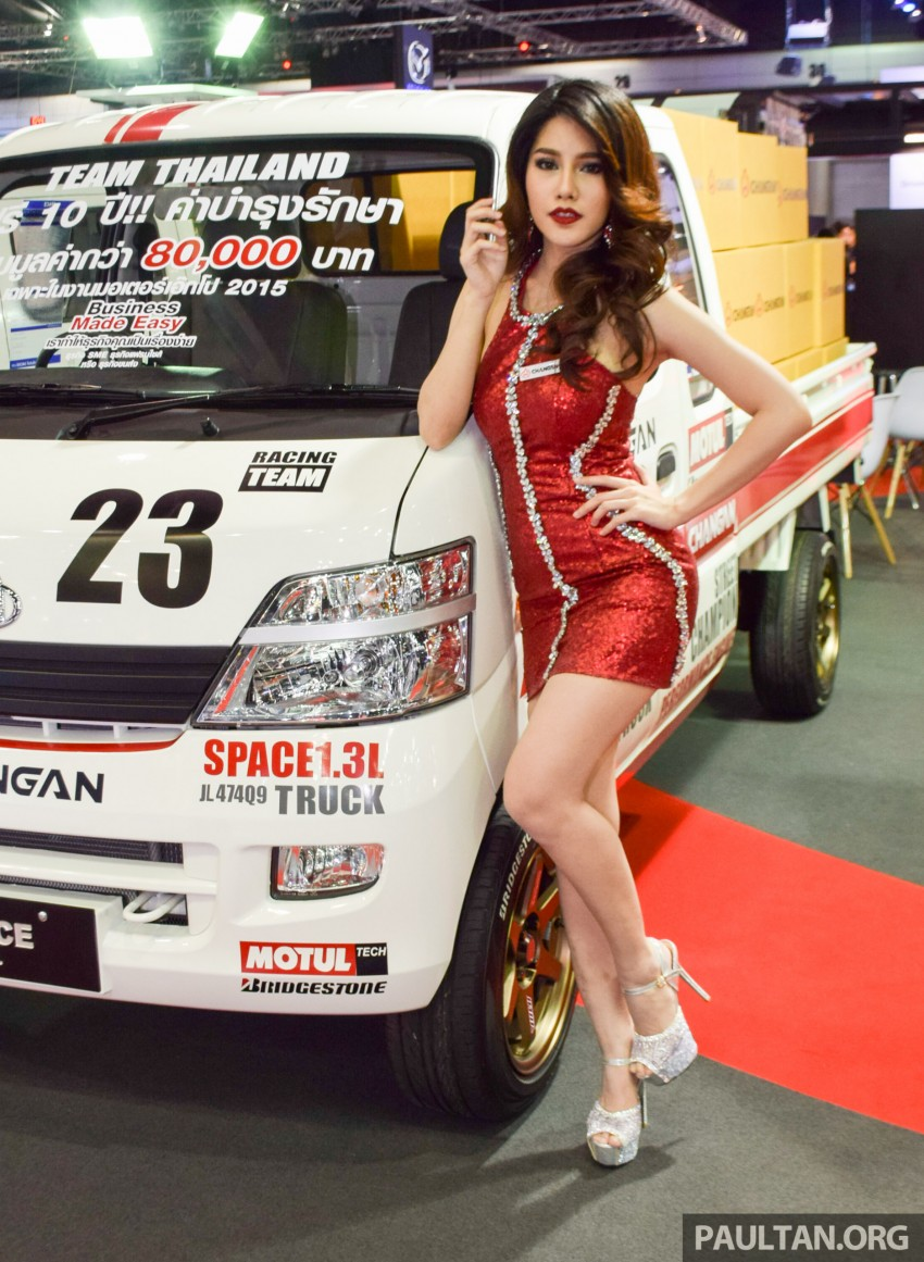 GALLERY: The girls of the 2015 Thailand Motor Expo Image #416316