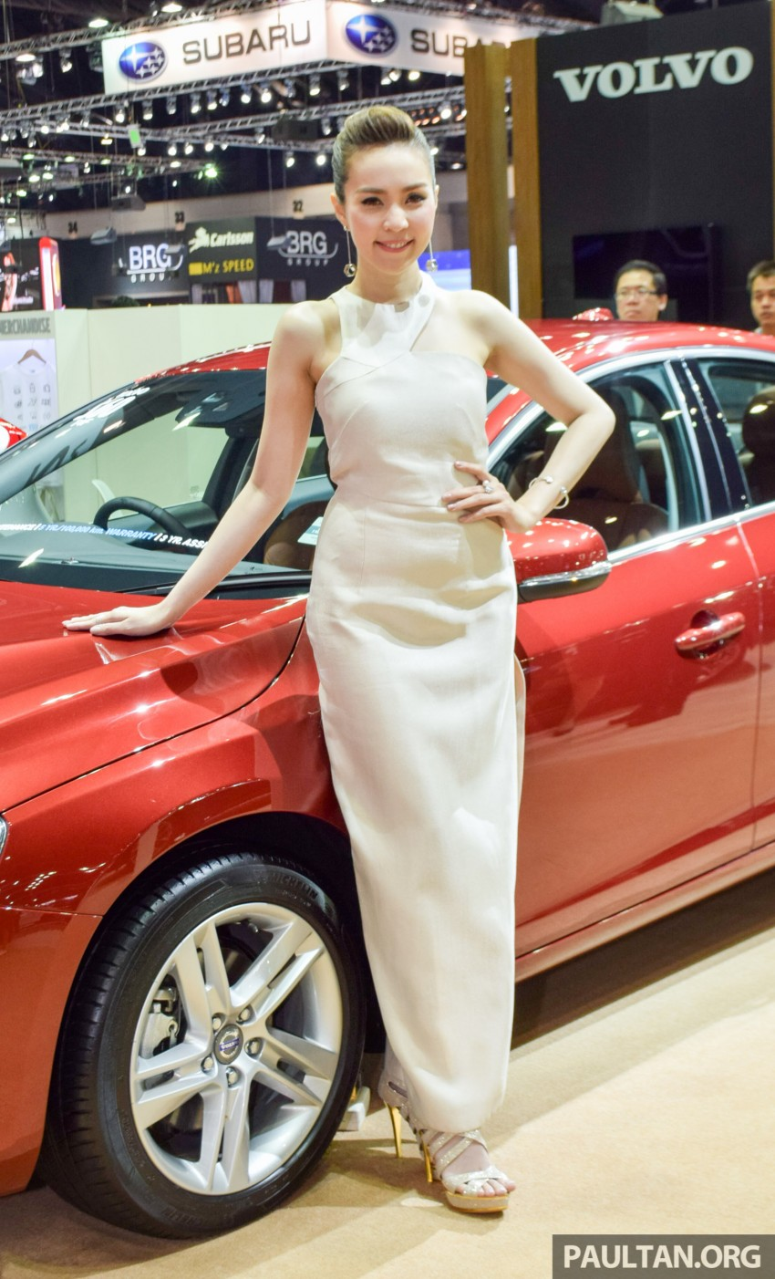 GALLERY: The girls of the 2015 Thailand Motor Expo Image #416335