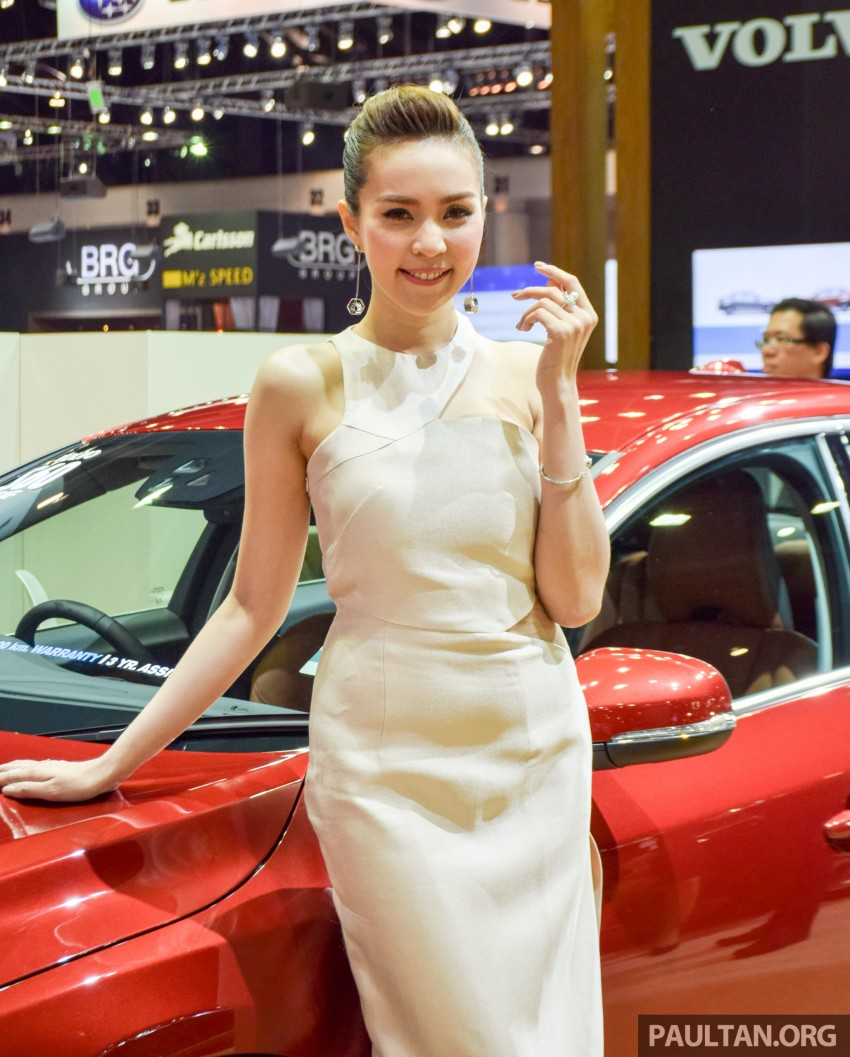 GALLERY: The girls of the 2015 Thailand Motor Expo Image #416336