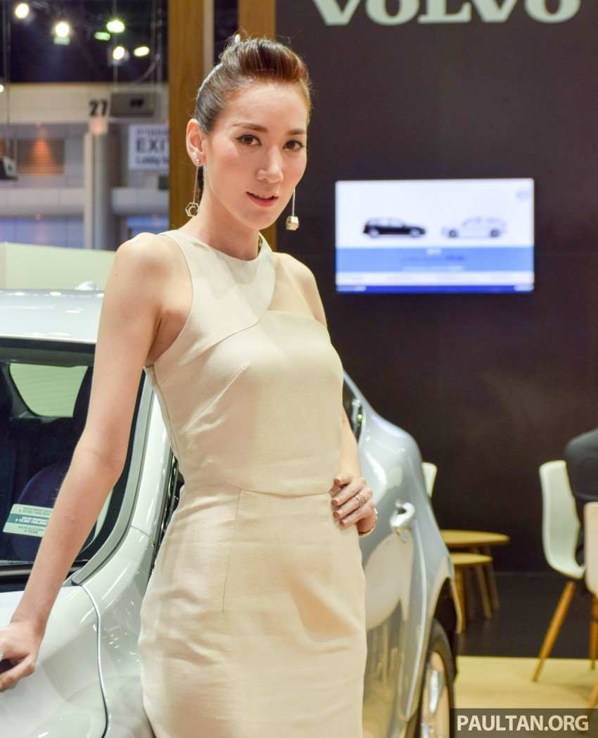 GALLERY: The girls of the 2015 Thailand Motor Expo Image #416337