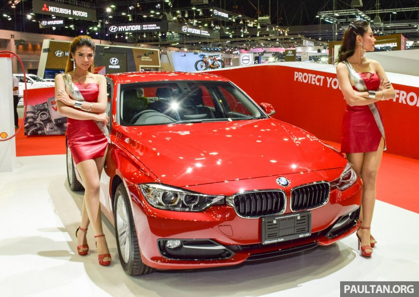 GALLERY: The girls of the 2015 Thailand Motor Expo Image #416338