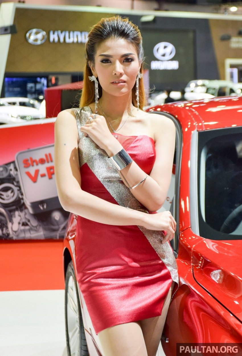 GALLERY: The girls of the 2015 Thailand Motor Expo Image #416339